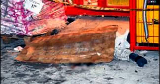 3. kattan atlayan kadın hayatını kaybetti