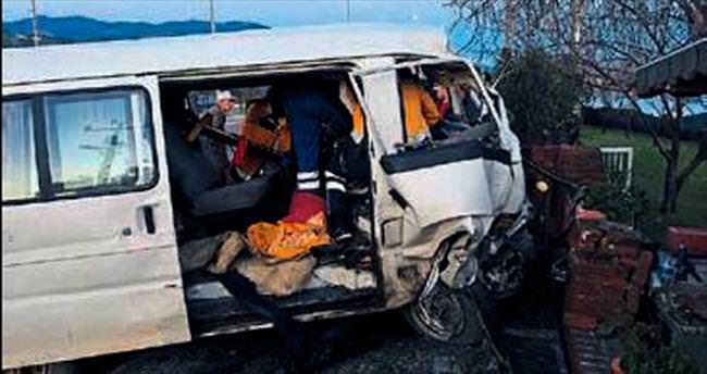 Balıkesir'de trafik kazası: 1 kişi öldü