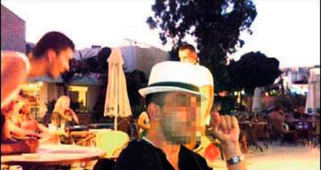 İzmir'de arabalı tacizciye kelepçe
