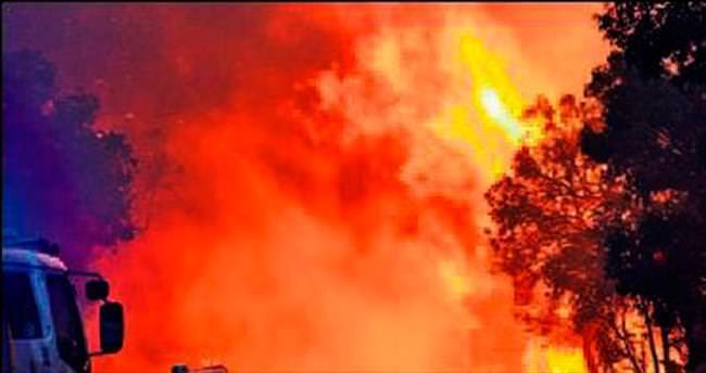 Avustralya'da orman yangın: 2 ölü