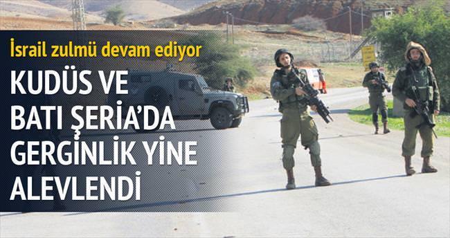 İsrail'in öldürdüğü Filistinli sayısı 152 oldu