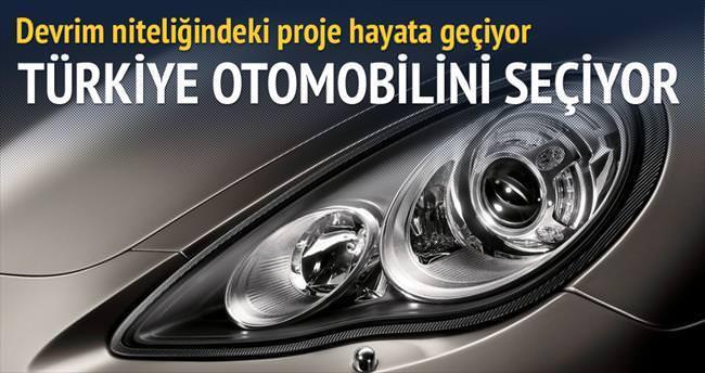Türkiye otomobilini seçiyor