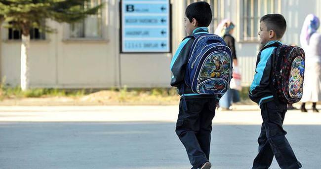Osmaniye'deki 'okullara grip tatili'ne iptal