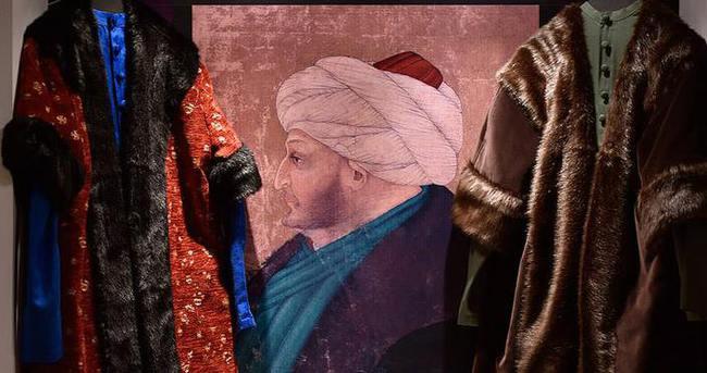 Fatih Sultan Mehmet belgeseli Roma'da