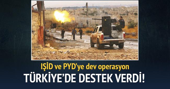 IŞİD ve PYD'ye operasyon! Hedef Cerablus