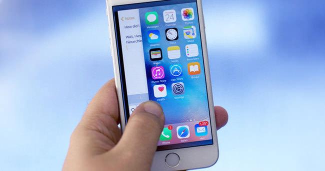 Yeni iPhone kendi kendini tamir edecek!