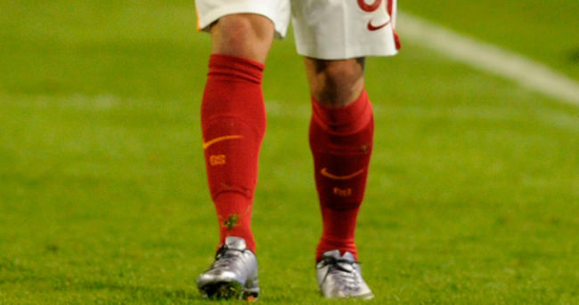 Galatasaray'a çorap sponsoru