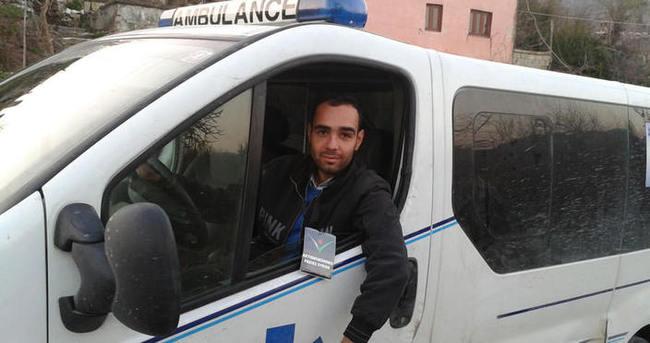 Suriye'de hastane kurdu Türkiye'de yeniden okuyor