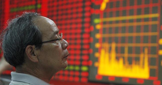Çin borsası düşüşle başladı
