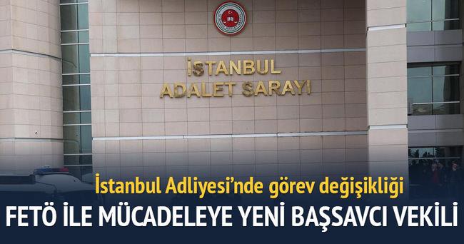 İstanbul Adliyesi'nde görev değişikliği