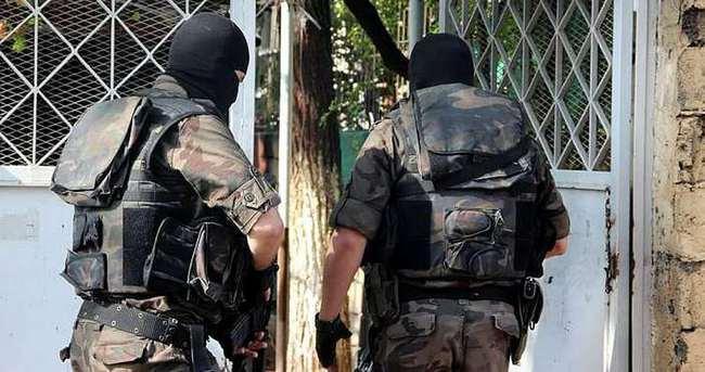 Bursa'da DAEŞ operasyonu: 12 gözaltı