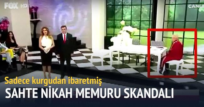 Zuhal Topal da sahte nikah memuru skandalı