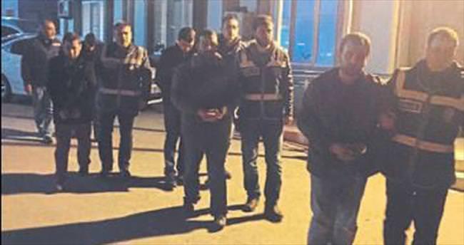 Kız kaçırma cinayeti zanlıları tutuklandı