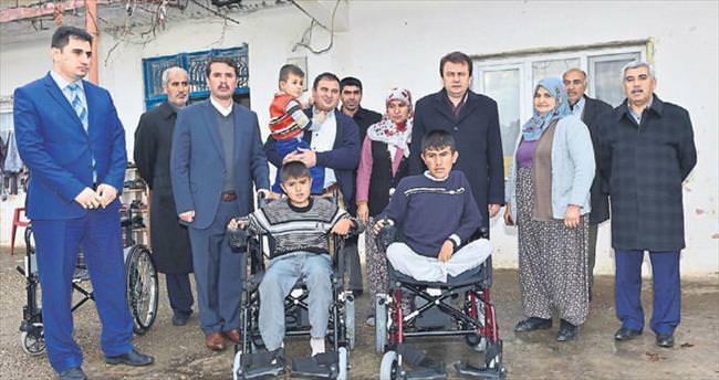 Engelli dostu Büyükşehir