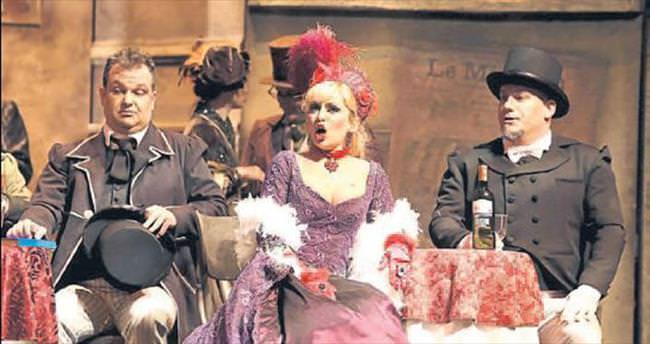 La Boheme operası son kez sanhede