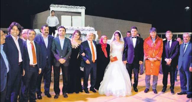 Ali Ergin'in mutlu günü