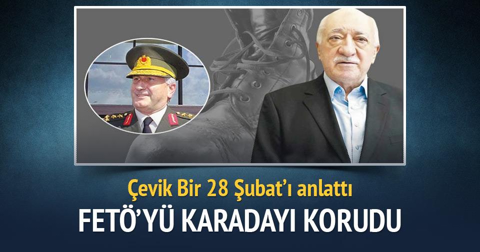 Çevik Bir'den 28 Şubat itirafı