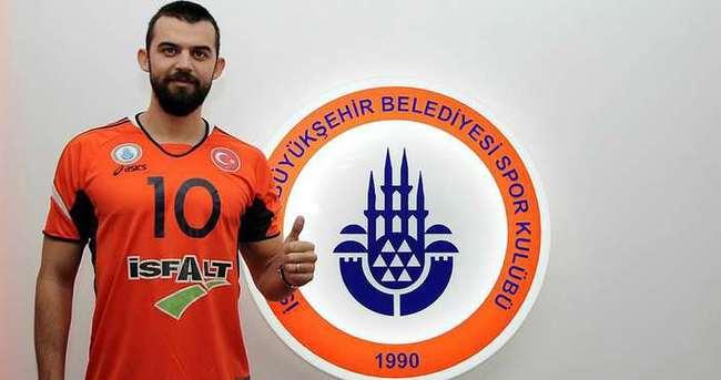 Arslan Ekşi İstanbul Büyükşehir Belediyespor'da