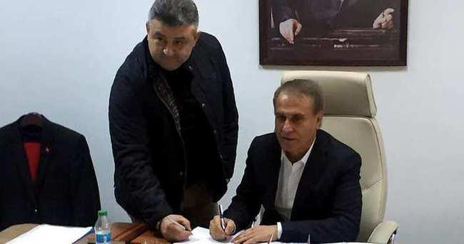 Mersin İdmanyurdu, Nurullah Sağlam ile anlaştı