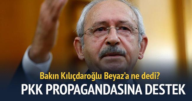 Kılıçdaroğlu'ndan Beyazıt Öztürk'e: Yürek yok mu sende?