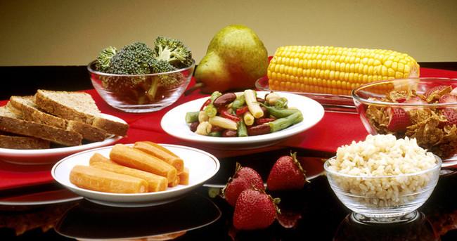 Yaşa göre beslenme önerileri