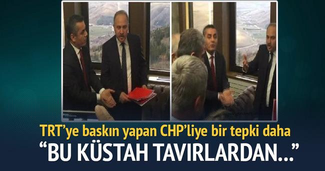 Medya Derneği'nden TRT'ye baskın yapak CHP'liye sert tepki