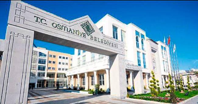 Osmaniye Belediyesi'ne en iyi hizmet binası ödülü