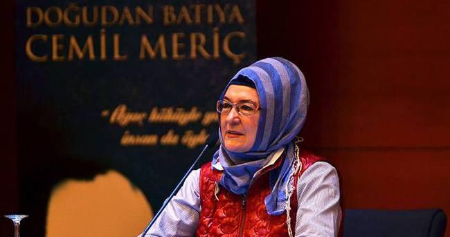 Cemil Meriç İstanbul'da anılacak