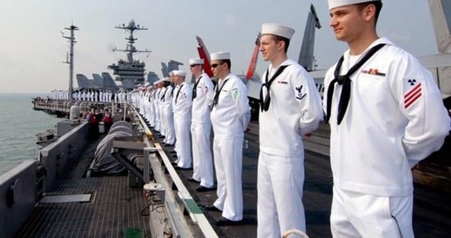 İran 10 ABD'li denizciyi alıkoydu