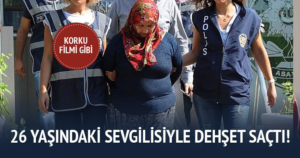 Antalya'da sevgililerden vahşet!