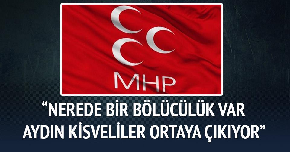 MHP'den o akademisyenlere sert tepki!