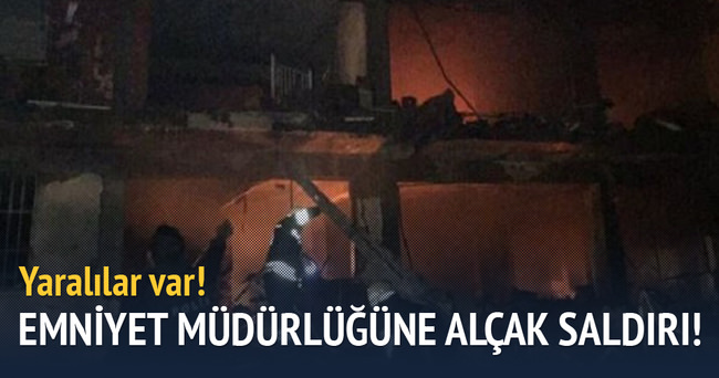 Diyarbakır'da terör saldırısı