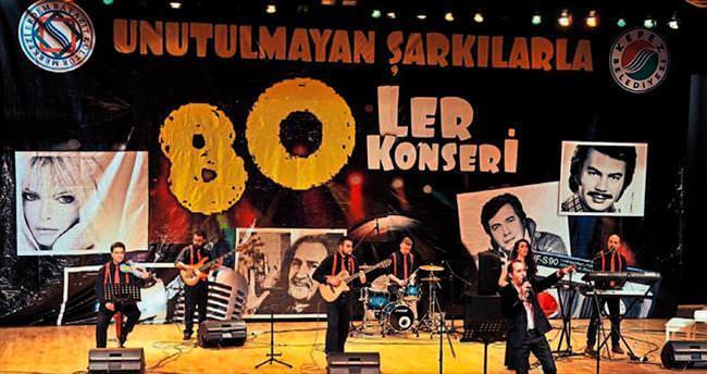 Kepez'de 80'ler nostaljisi