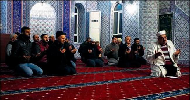 Hal esnafından geleneksel dua