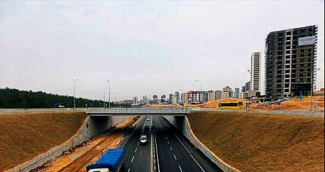 Trafik sorununa kavşaklı çözüm