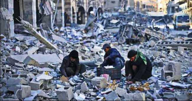 Suriyeliler için 7.7 milyar $ gerekli
