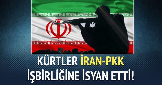İranlı Kürtler Tahran-PKK ittifakından rahatsız