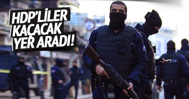 Yaygaracı HDP'lilere PKK kurşunu