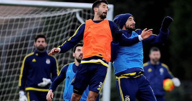 Fenerbahçe'de lig mesaisi başladı
