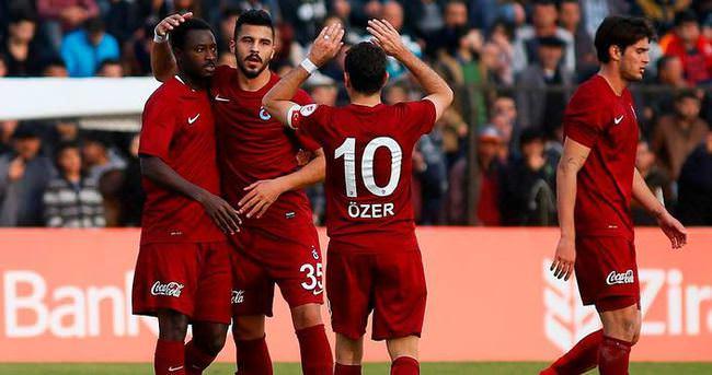 Trabzonspor, N'Doye'yi KAP'a bildirdi