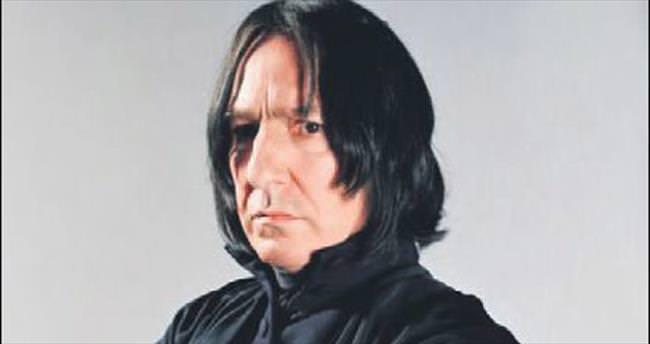'Profesör Snape' yaşamını yitirdi