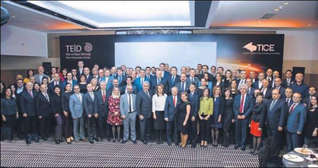TEİD'in üyeleri 200 bin kişiye iş sağlıyor
