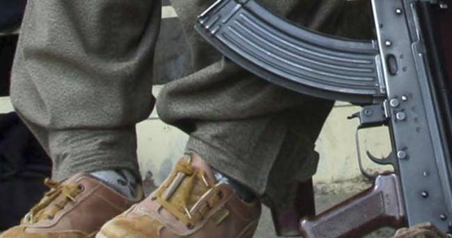 2 PKK'lı öldürüldü, 2 polis yaralı