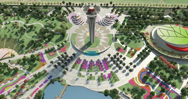 EXPO'ya cami talebi