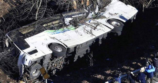 Japonya'da trafik kazası: 14 kişi yaşamını yitirdi
