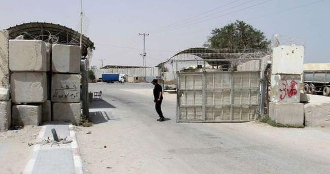 İsrail, Kerm Ebu Salim Sınır Kapısı'nı açıyor