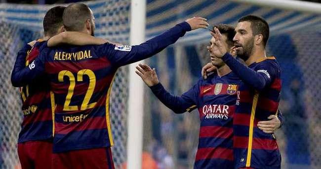 İspanya Kral Kupası'nda son finalistler belli oldu