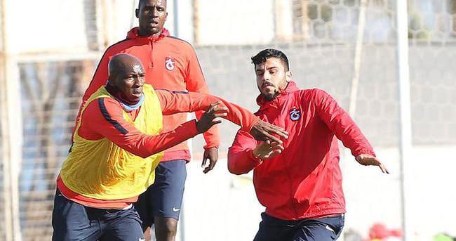 Trabzonspor'da Bursaspor maçı hazırlıkları
