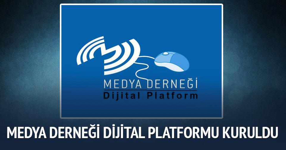 Medya Derneği Dijital Platformu kuruldu