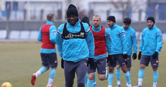Osmanlıspor, Kayserispor maçına hazır